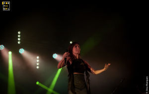 Ana Moura @ Bons Sons '15 // Photography by Ana Marques