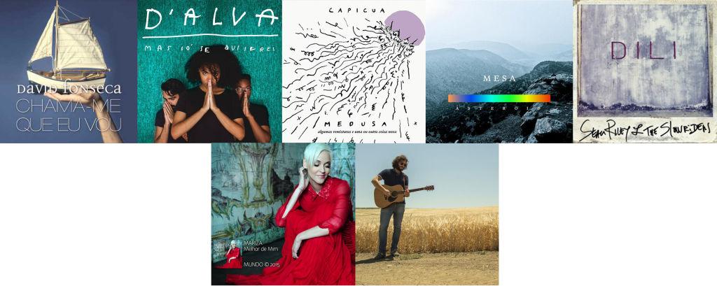 as melhores canções de 2015_david fonseca_d'alva_mariza_dili_mesa_capicua_benjamim_