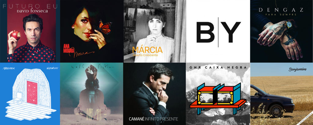os melhores 10 discos de 2015 david fonseca_ana moura_marcia_dengaz_camané_moullinex_gnr_the happy mess_best youth
