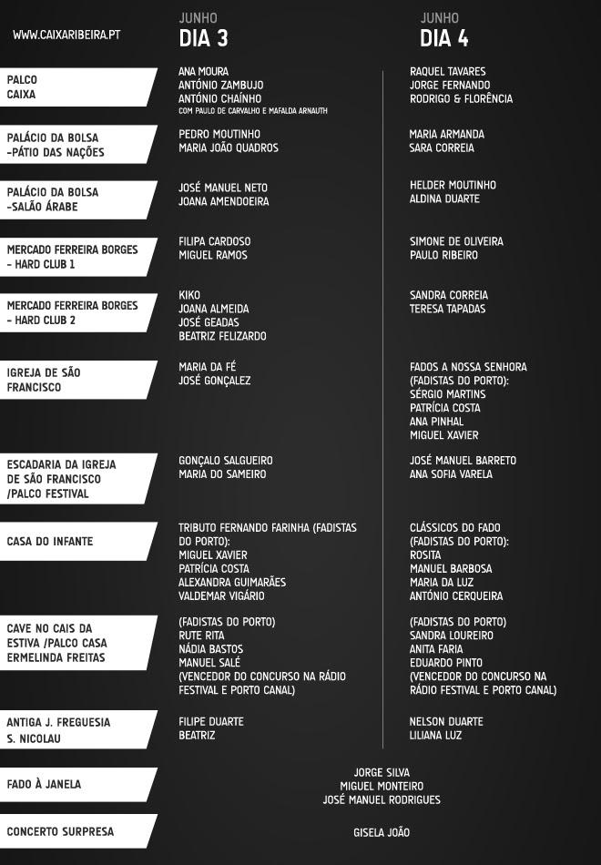 caixa ribeira porto _ cartaz 2016 horários