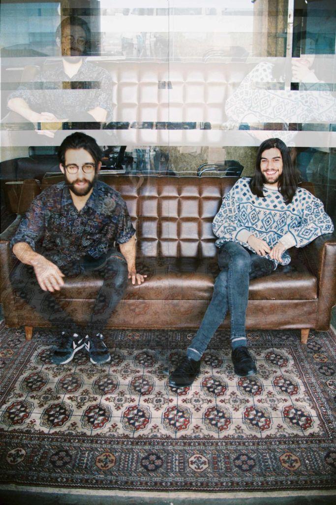Quelle Dead Gazelle - maus lençóis - entrevista - dupla Miguel Abelaira e Pedro Ferreira