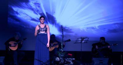 Fadista Rita Santos na Damaia