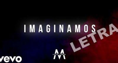 Letra - Imaginamos de Mickael Carreira