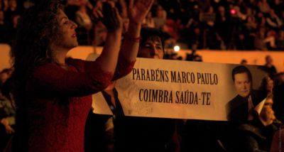 fãs de Marco Paulo