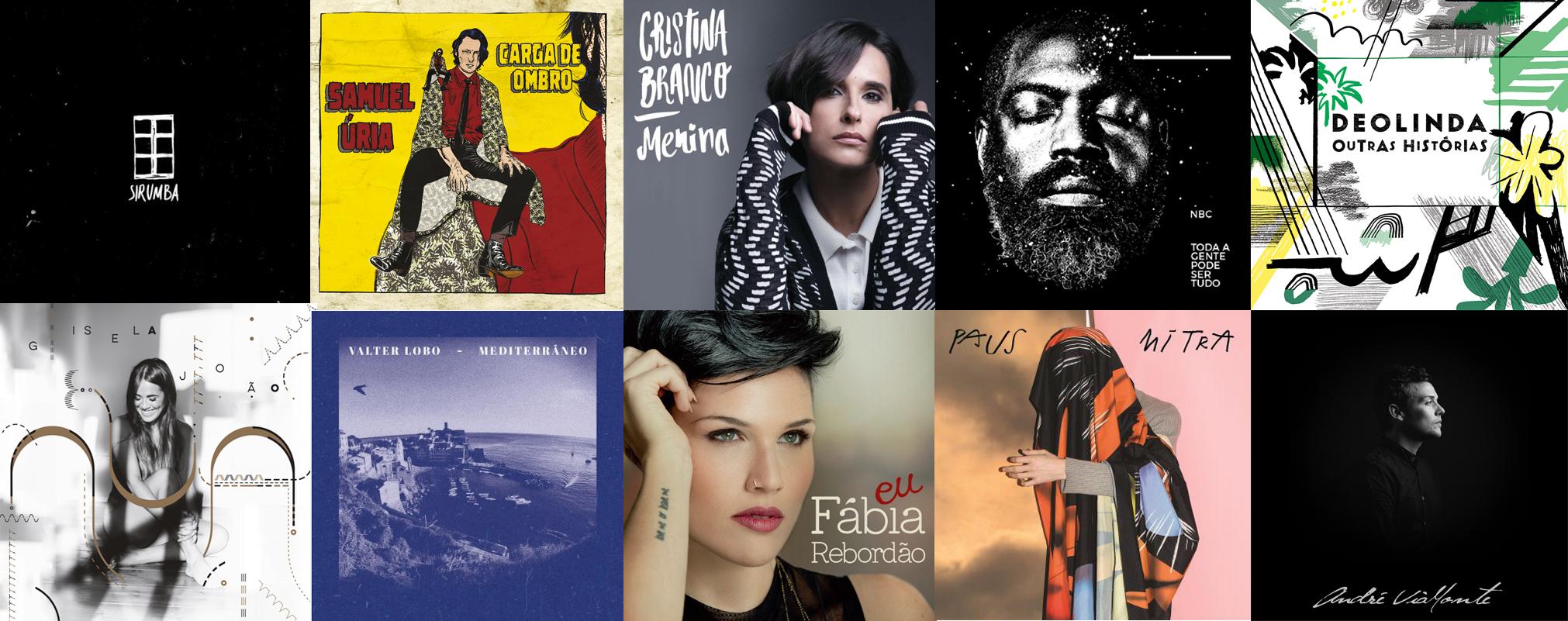 melhores álbuns de 2016
