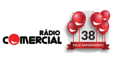 Aniversário da Rádio Comercial