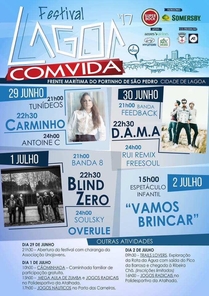 Festival Lagoa ComVida 2017
