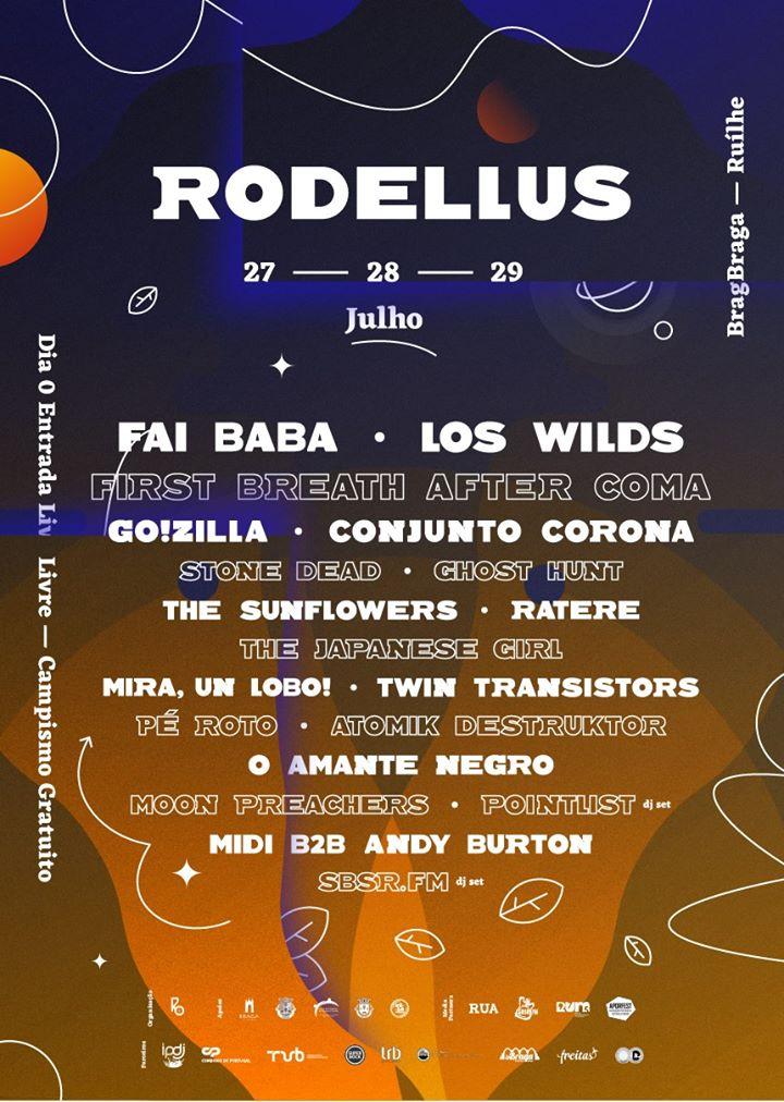Cartaz Festival Rodellus 2017