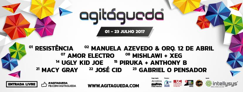 agitagueda 2017 cartaz