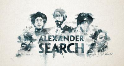 Alexander Search - julio resende - salvador sobral