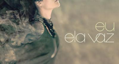ELA VAZ - EU - disco -álbum