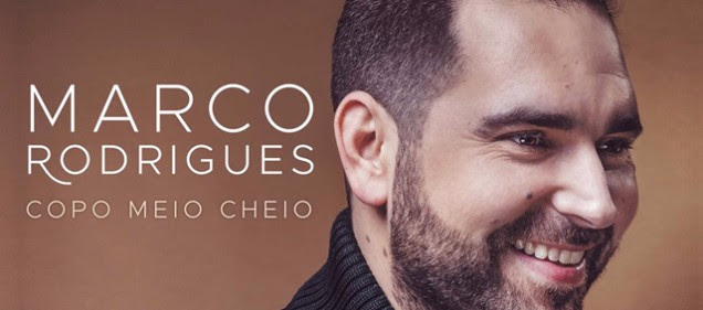 Marco Rodrigues - Copo Meio Cheio - álbum