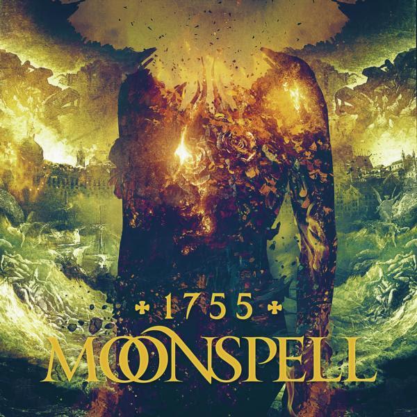Moonspell - 1775 - álbum