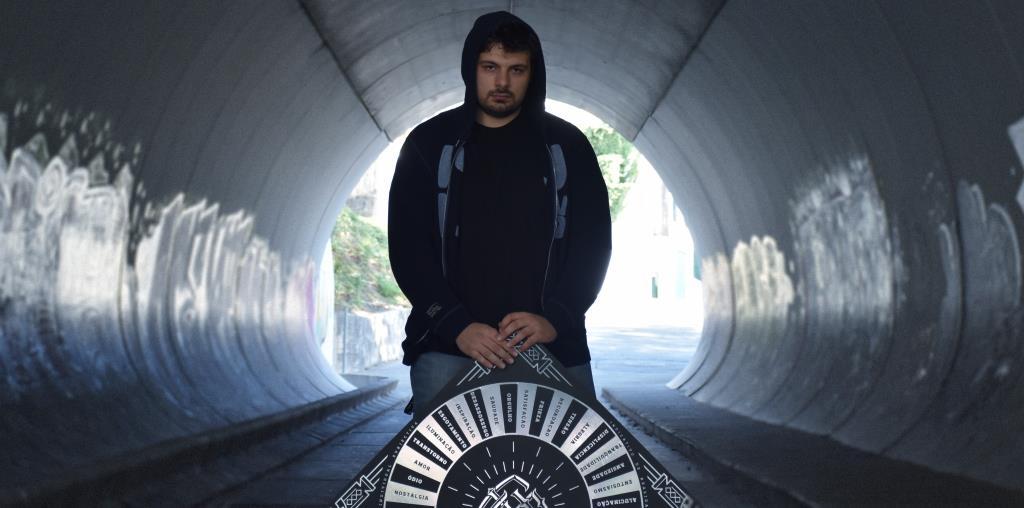 rapper Kaines