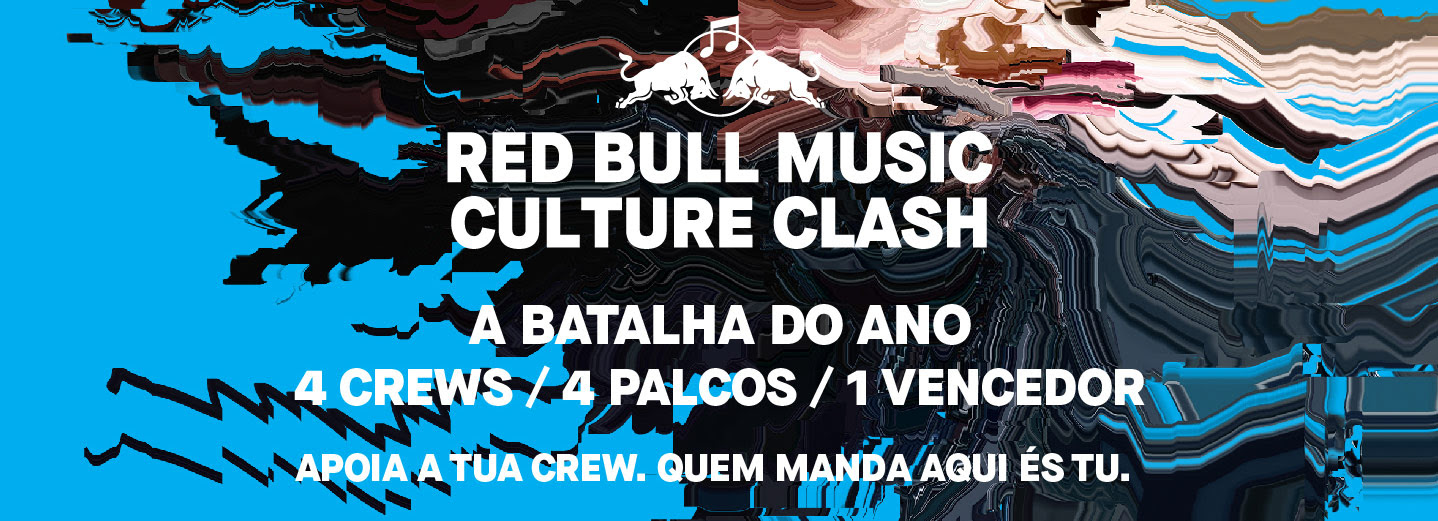 A maior batalha, o Red Bull Music Culture Clash