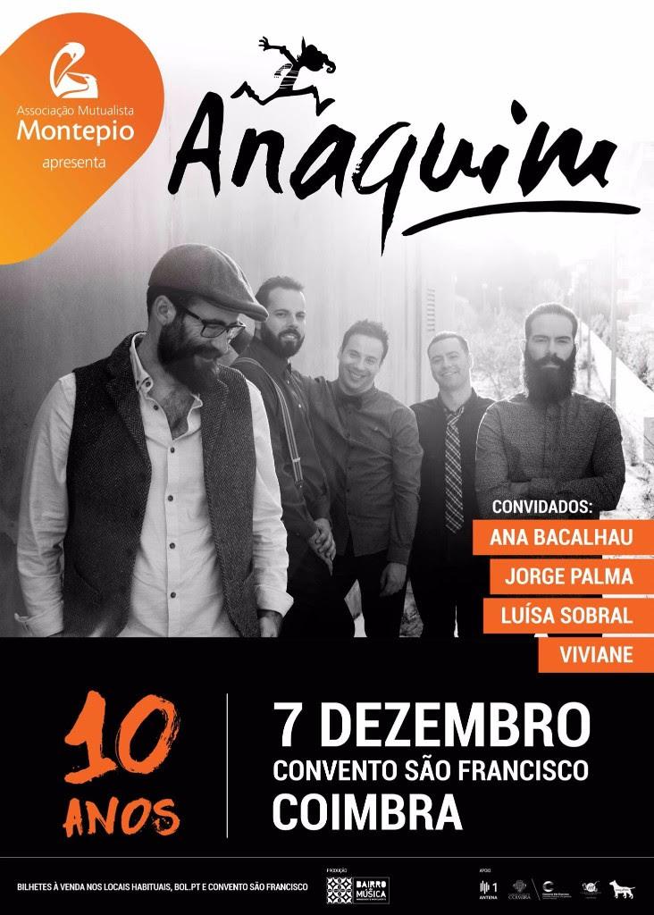 Banda Anaquim - Coimbra