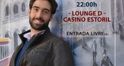 Pedro Vicente - álbum Espera - Casino Estoril