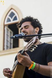 Daniel Pereira Cristo @ Bons Sons '15 // Photography by Tiago Alves Silva