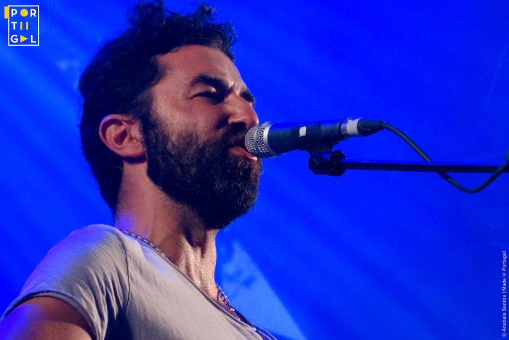 festival sol caparica - Tiago Bettencourt