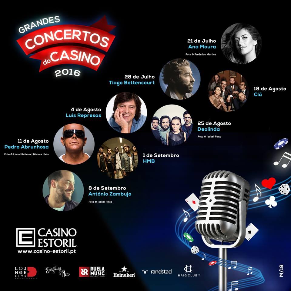 Grandes concertos casino estoril 2014