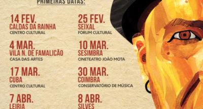 Luiz Caracol - Metade e Meia - Novo Álbum - Nova Tour