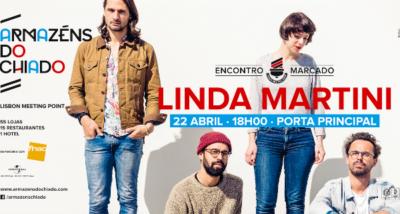 Linda Martini - fnac - chiado - concerto