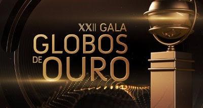 XXII Globos de Ouro SIC nomeados