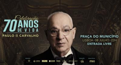 Paulo de Carvalho - concerto