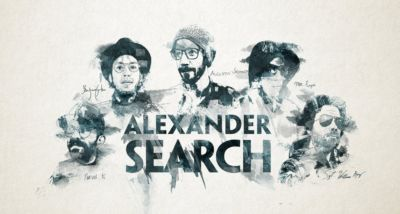 Alexander Search - julio resende - salvador sobral