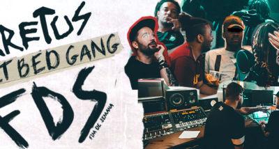 Karetus X Wet Bed Gang - EP FDS