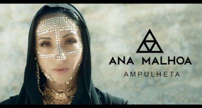 Ana Malhoa - Ampulheta - lyrics - letra