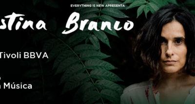 Cristina Branco - novo disco - concertos - bilhetes - tickets - agenda