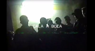 Holly Hood - Cala a Boca - letra - lyrics