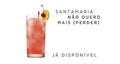 Santamaria - Não Quero Mais (Perder)