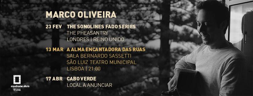 Marco Oliveira - A Alma Encantadora das Ruas