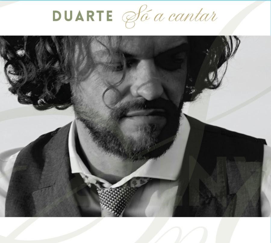 Só a Cantar - fadista Duarte