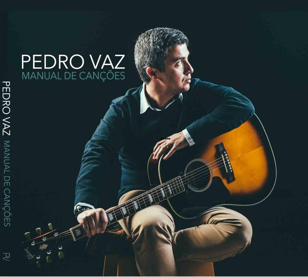 Pedro Vaz - Manual de Canções - disco