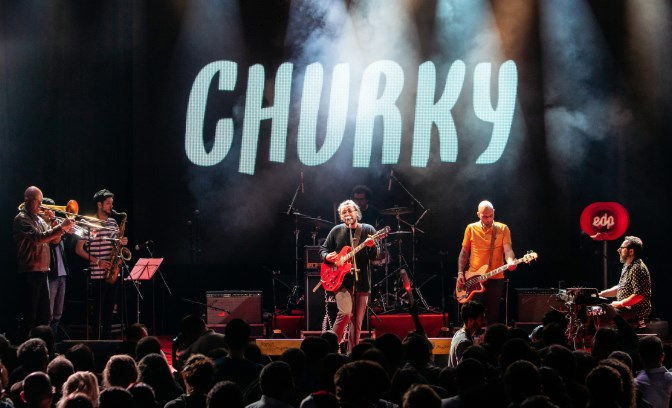 Churky - EDP Live Bands - NOS Alive - Mad Cool Festival - 2018