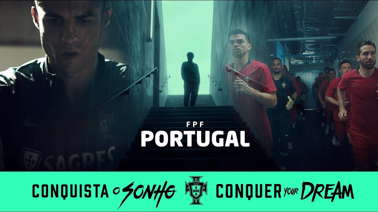 Conquista o Sonho - Conquer Your Dream - Portugal