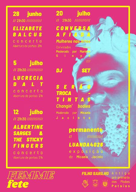 FEMME FETE - Festival Feminino 2018