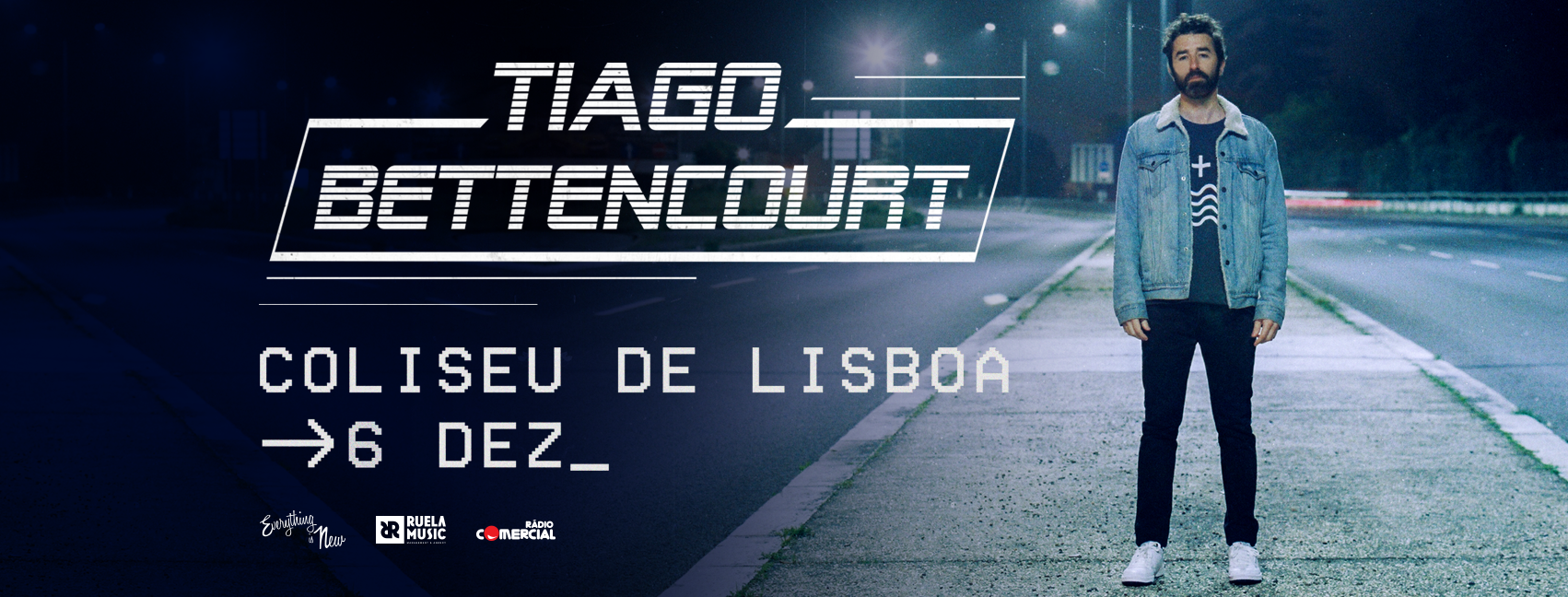 Tiago Bettencourt - concerto 360º - Coliseu de Lisboa