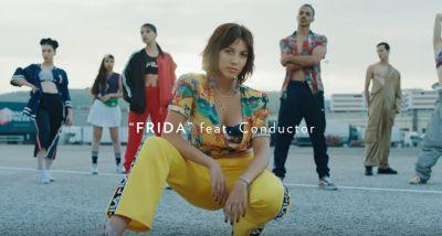 APRIL IVY - Frida feat Conductor - lyrics - letra