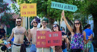 Festival Bons Sons - Aldeia Acessível - Tomar - cem soldos