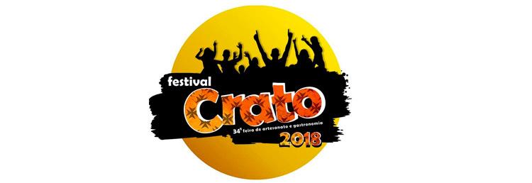 Cartaz Festival do Crato 2018