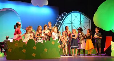 Vencedores da Gala Internacional dos Pequenos Cantores