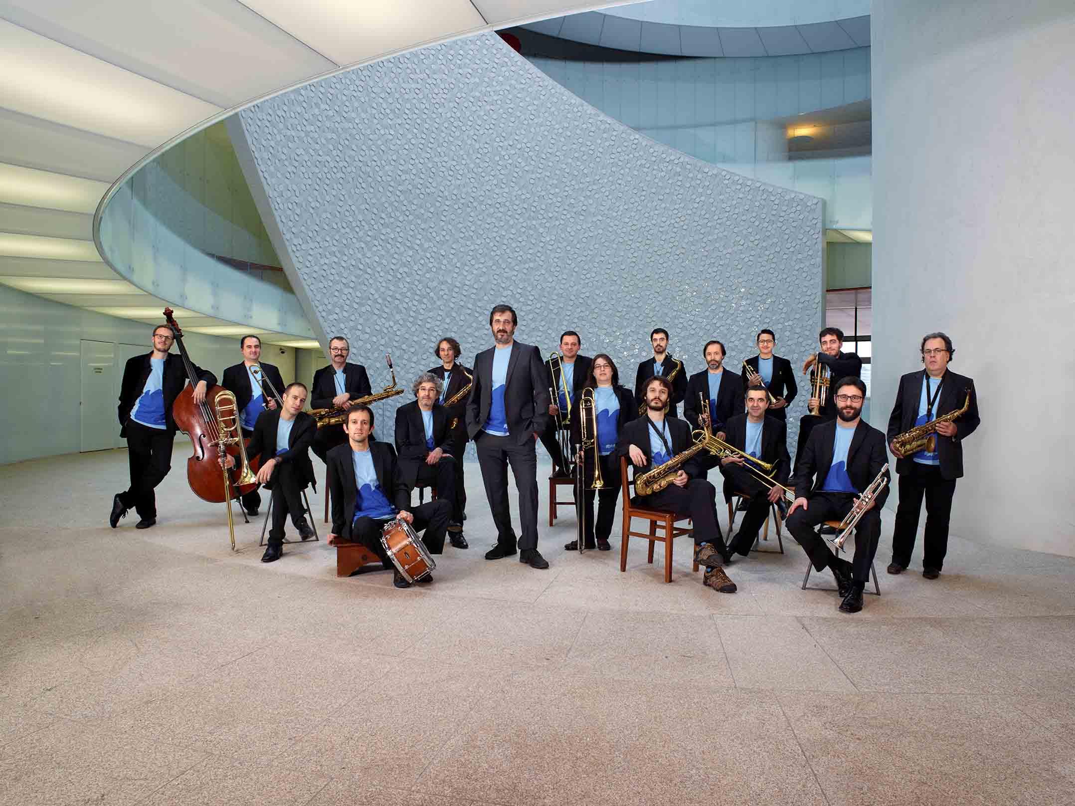 Orquestra Jazz de Matosinhos - Conferência Europeia de Jazz