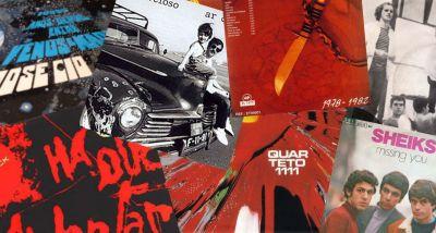 bandas rock português - anos 60, 70 e 80
