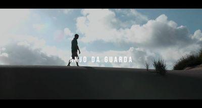 rapper dizzy som mudo - Anjo da Guarda com Maze e Macaia (Prod. Virtus)