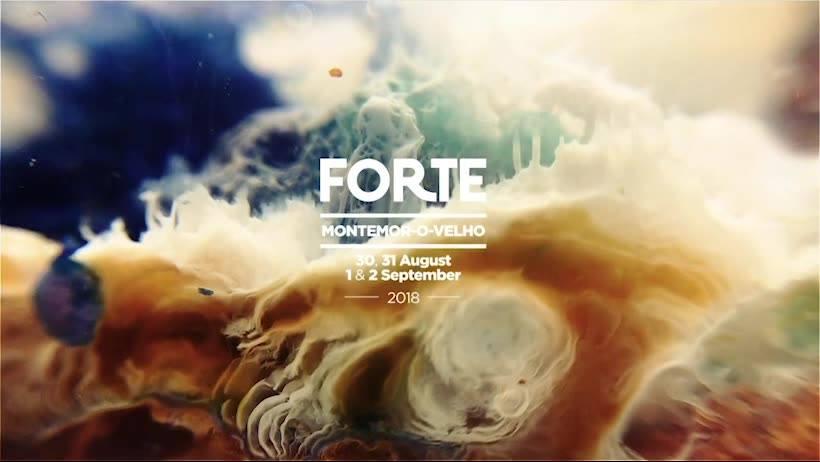 Festival Forte - Montemor - o - Velho 2018