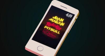 Juan Magan, Pitbull, Rich The Kid - Echa Pa Aca